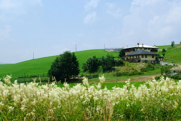 Agriturismo Gruuntaal Itinerari Trekking